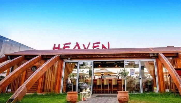 Heaven Beach в поселке Амудара на Крите