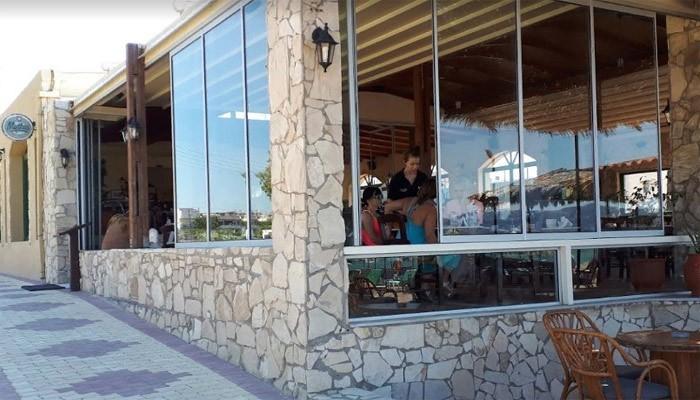 Lotos Taverna в деревне Амудара на Крите