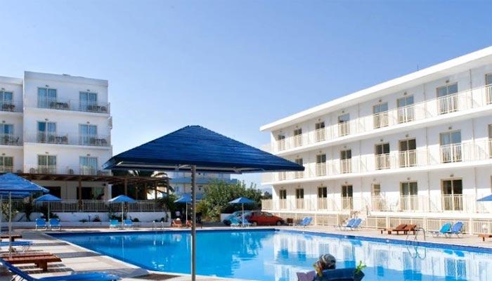 Отель Marilena hotel 4* в поселке Амудара на Крите