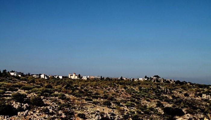Фото деревни Крустас на Крите