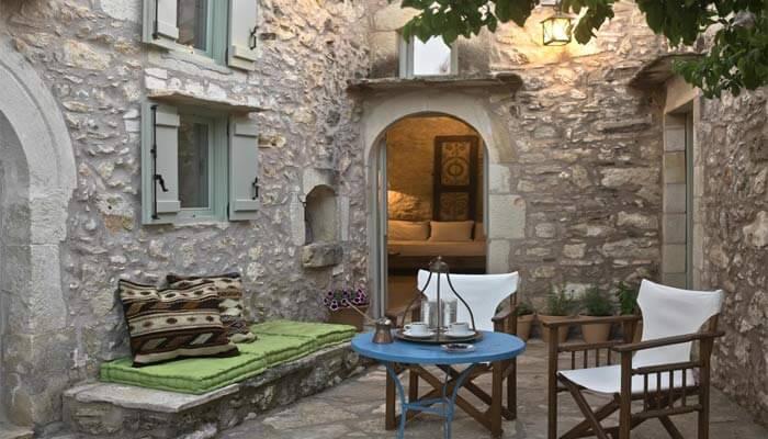 Фото отеля в Гавалохори на Крите