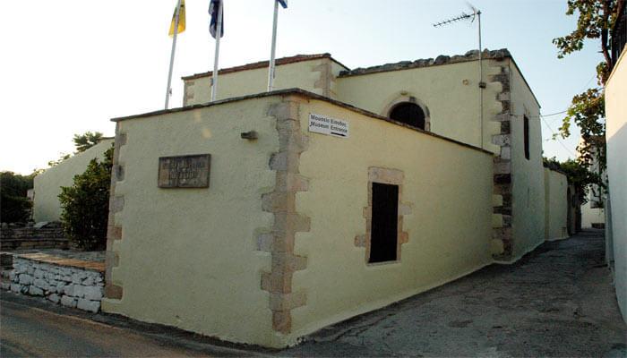 Историко-Этнографический музей в Гавалохори на Крите