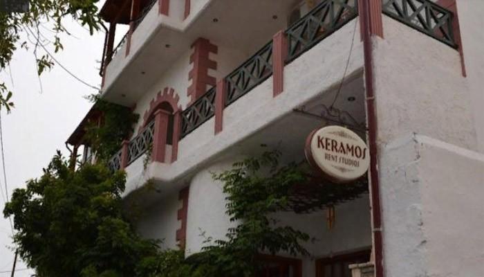 Отель Keramos в Заросе на Крите