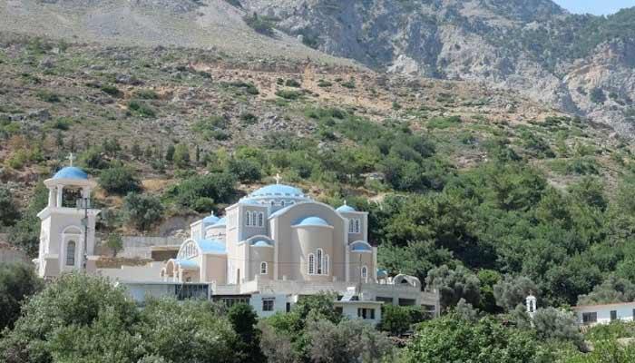 Монастырь Святого Николая на Крите
