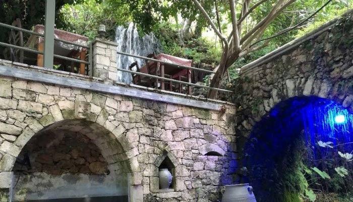 Ресторан Agia Dynamis а Аргируполи на Крите