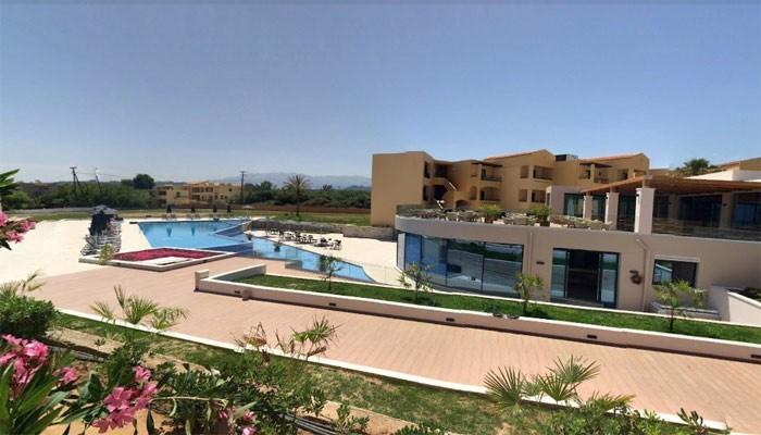 Фото отеля в Малеме на острове Крит