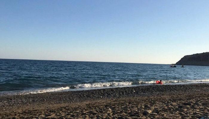 Пляж Миртос на острове Крит