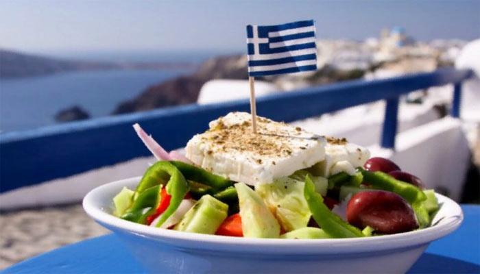 Национальное блюдо Греции