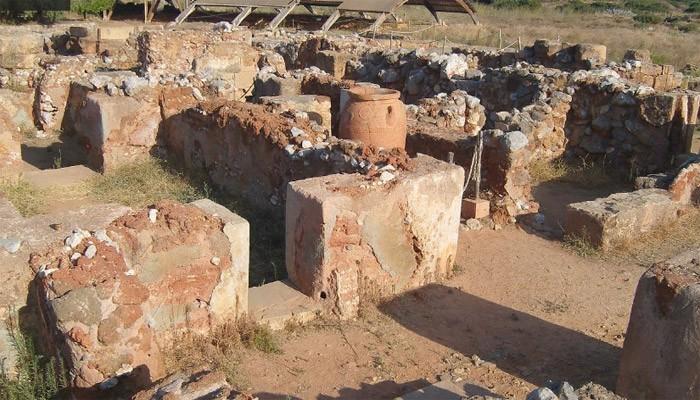 Поселок Сисси. Знакомство с провинциальным очарованием Крита.