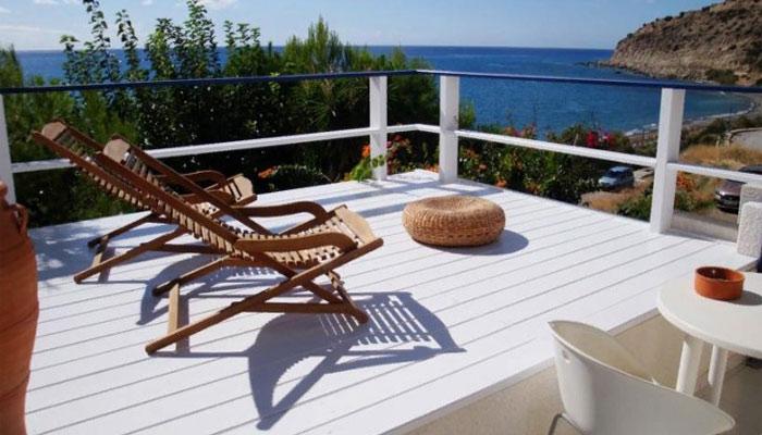 Отель Биг Блю 4* на курорте Миртос на острове Крит