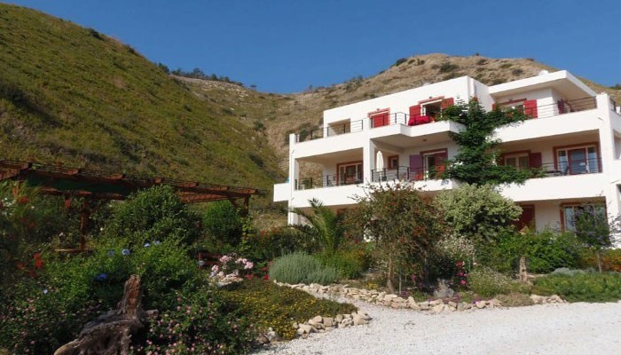 Villa Dianthe 5* на курорте Миртос на Крите