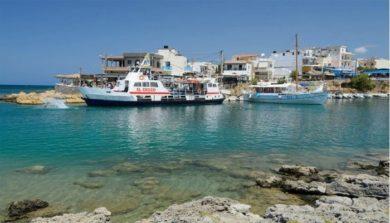 Фото курорта Сисси на острове Крит