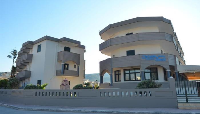 Отель Кристина в Киссамосе на Крите