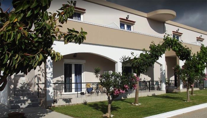 Отель Mediterranean Studios Apartments на Крите