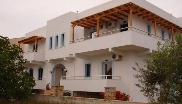 Апартаменты Panorama в Элафониси на Крите