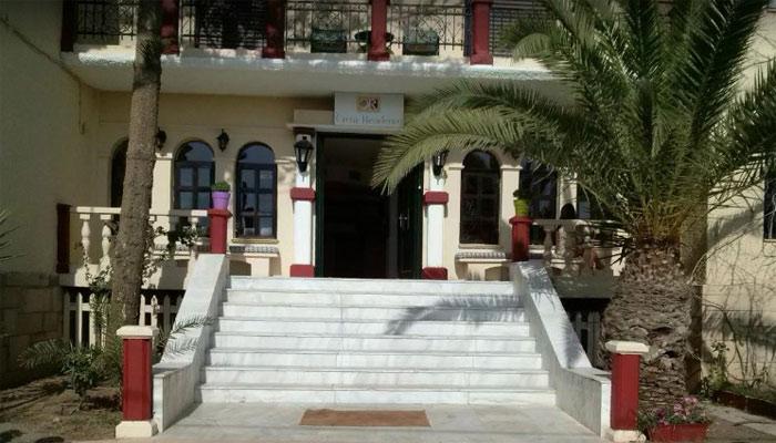 Отель Сreta residence в Платаньясе на Крите