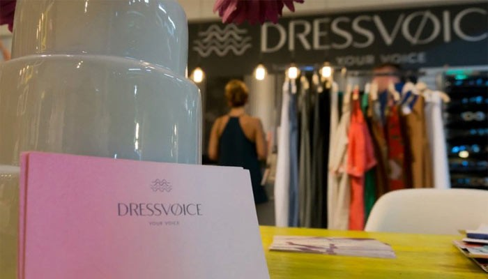 Магазин женской одежды Dressvoise в Платаниасе на Крите