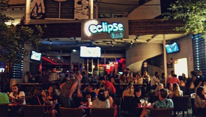 Ночной клуб Eclipse в Платаниасе на Крите