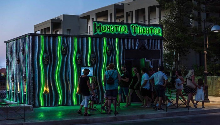 Кинотеатр Monster Theater Platanias в Платаниасе на Крите