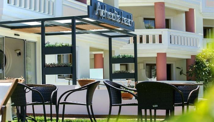 Отель Афродита в Киссамосе на Крите