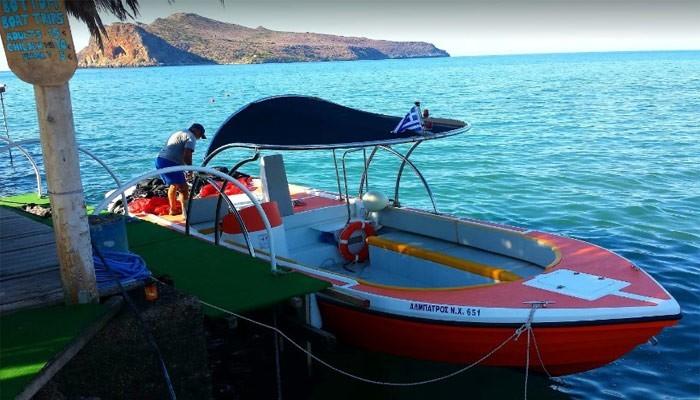 Яхт-клуб Платаниаса на острове Крит