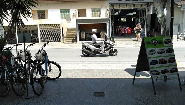 Прокат машин Kappa в Платаньясе на Крите