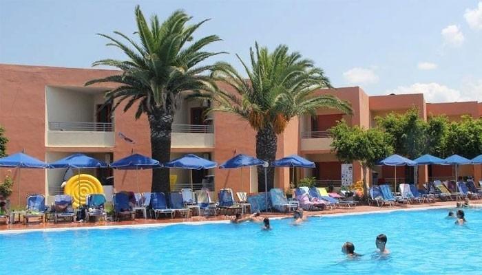 Отель Rethymno village в Платаниасе на Крите