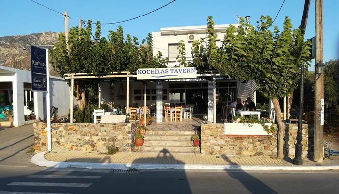 Гостиница Rooms Kochilas Elafonisi в Элафониси на Крите