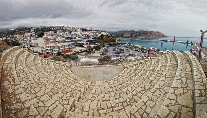 Курорт Агия Галини: греческая сказка наяву.