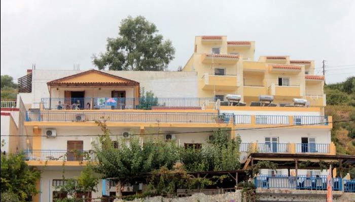 Отель София на Бали на острове Крит