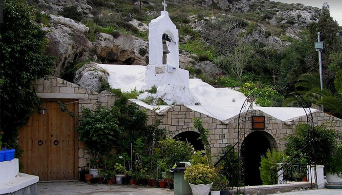 Церковь Святых Иоанна и Никона на Крите