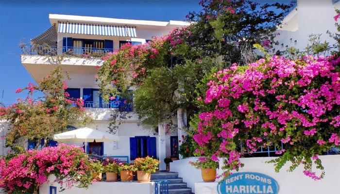 Отель Hariklia в Айя Галини на Крите