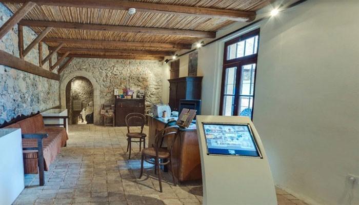 Исторический музей Крита в Ираклионе