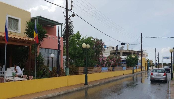 Отель Minos Village в Картеросе на Крите