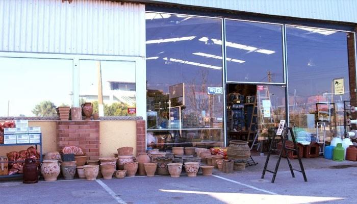 Фото магазина в Картеросе на Крите