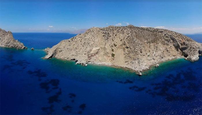 Фото острова Паксимадья