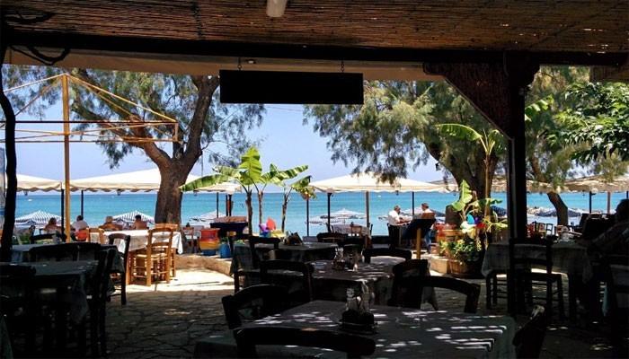 Фото таверны на Бали на острове Крит