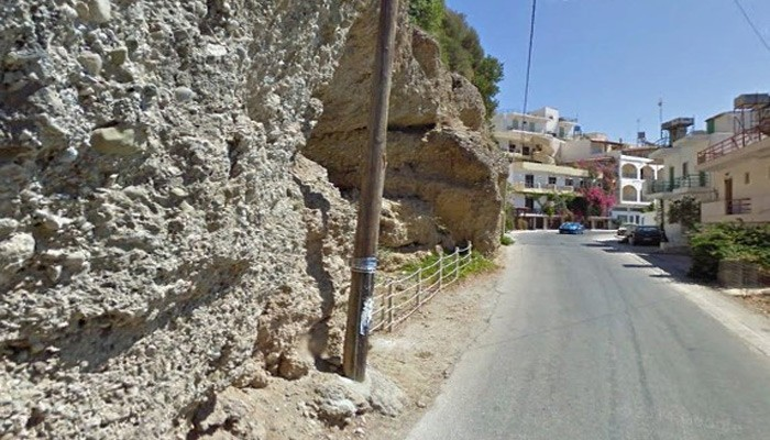 Фото пещеры Дедалос на Крите