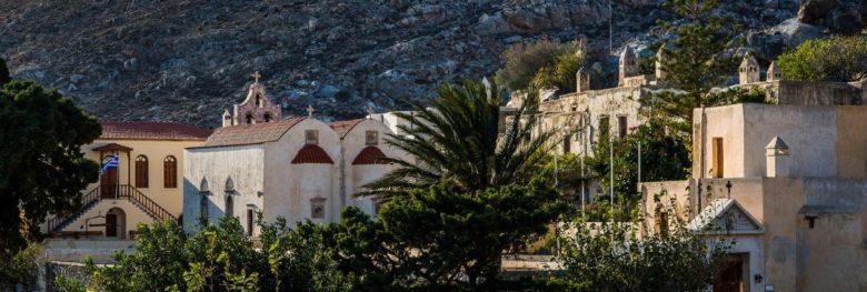Монастырь Превели на Крите