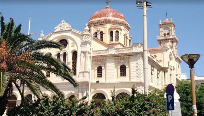 Собор Святого Мины в Ираклионе на Крите
