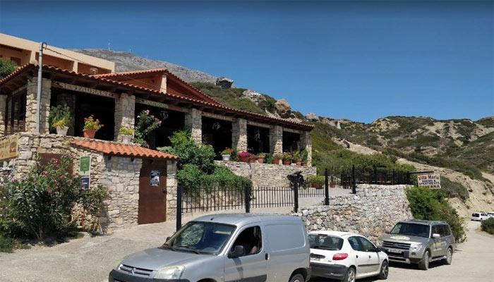Вилла Мария на Крите