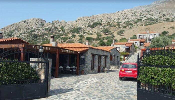 Вилла Врачос на острове Крит