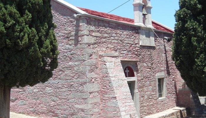 Монастырь Агиос Иоаннис Продромос в поселке Элунда на Крите