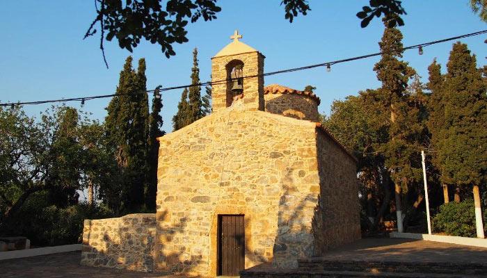 Церковь Св. Николая в Агиос Николаос на Крите
