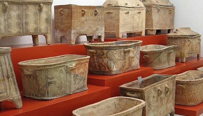 Археологический музей в Агиос Николаос на Крите