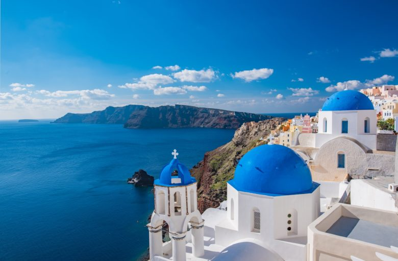 Как добраться с Крита на Санторини