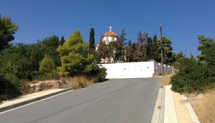 Католическая церковь Святого Haralambos в Агиос Николаос на Крите