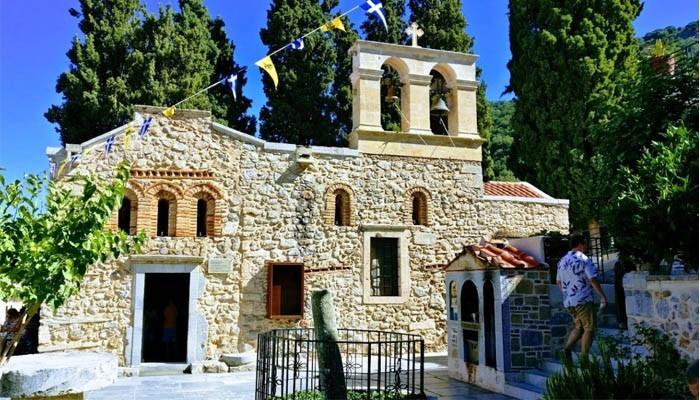 Женский монастырь Керы Кардиотиссы на Крите