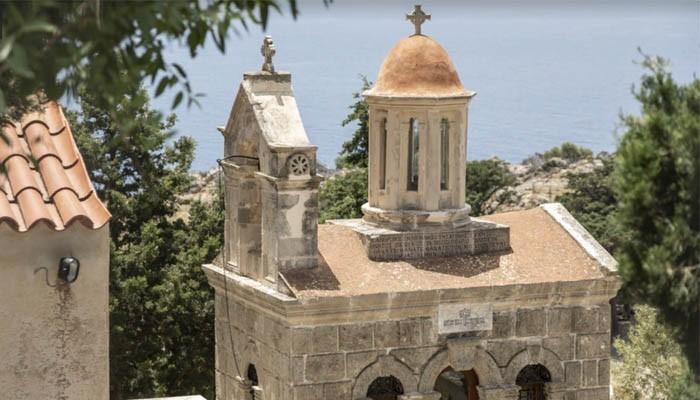 Женский монастырь Превели на Крите