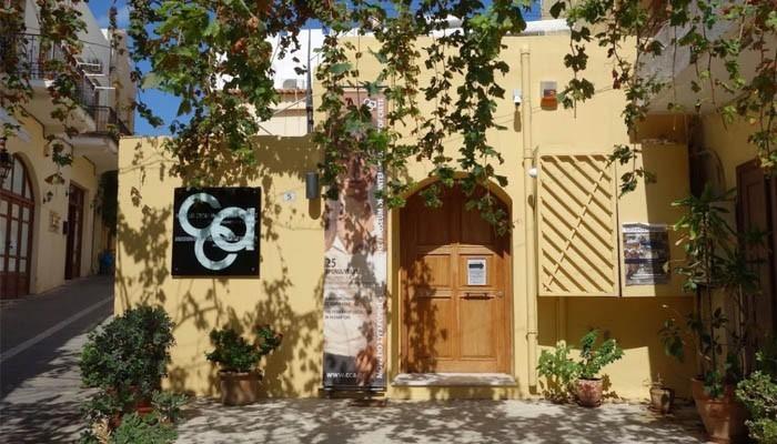 Музей современного искусства в Ретимно на острове Крит
